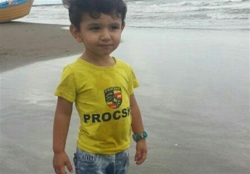 قتل کودک دو سال و نیمه رشتی