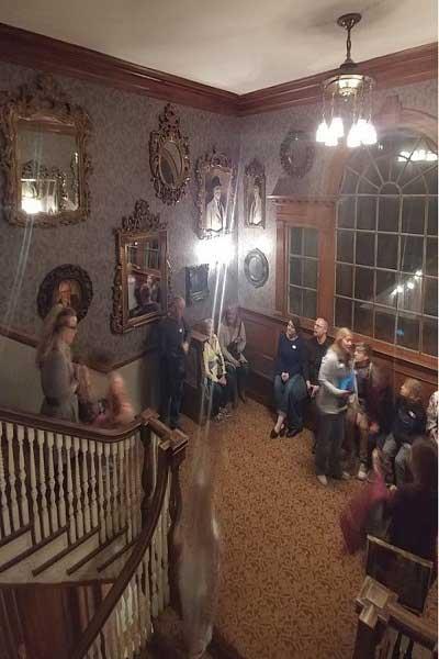 عکس ارواح در قدیمی ترین هتل دنیا
