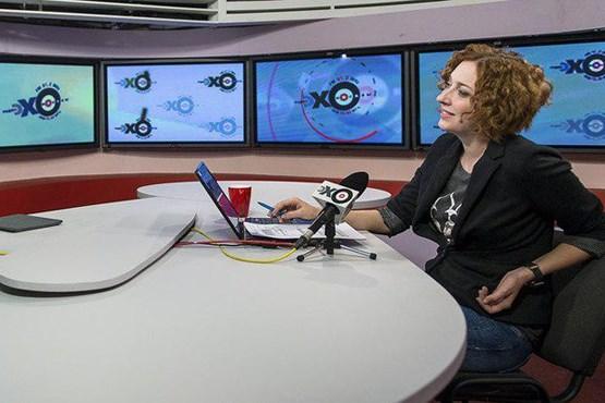 حمله به مجری زن شبکه رادیویی