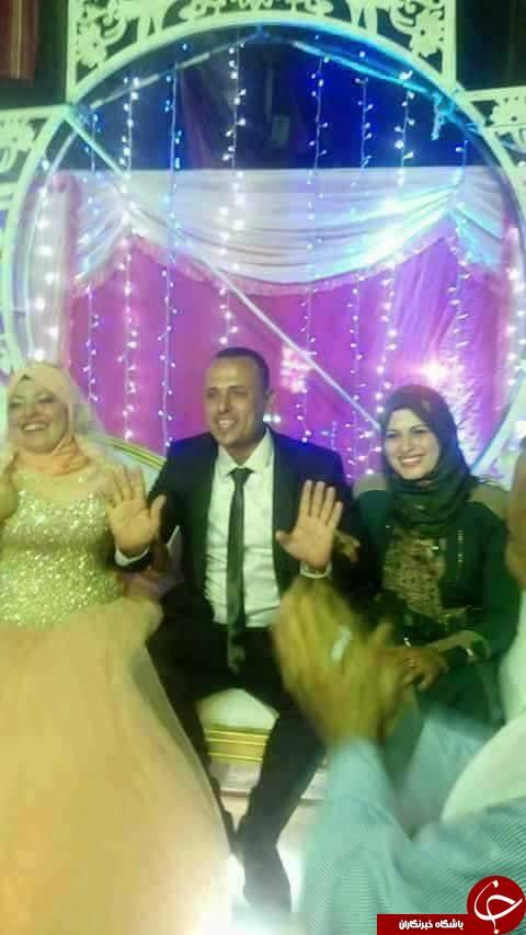 زنی که با همسر دوم شوهرش عکس یادگاری گرفت