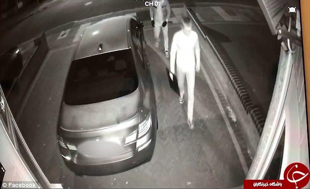 نحوه سرقت دزدان حرفه ای شهر لندن