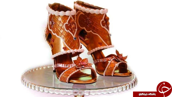 کفش زنانه با مبلغ نجومی