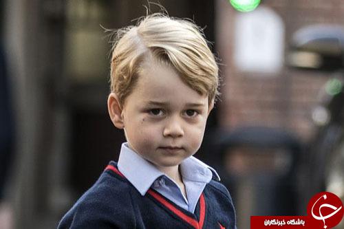 تهدید پرنس جرج 4 ساله توسط داعش