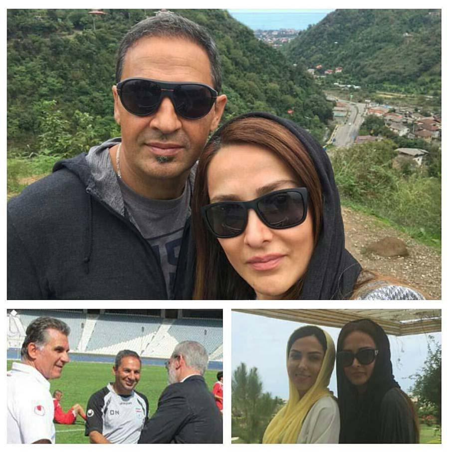 خواهر لیلا اوتادی به خانواده ورزش پیوست