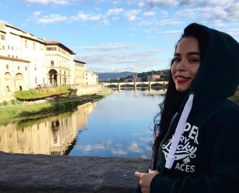 هنرمند زن ایرانی در کشور ایتالیا