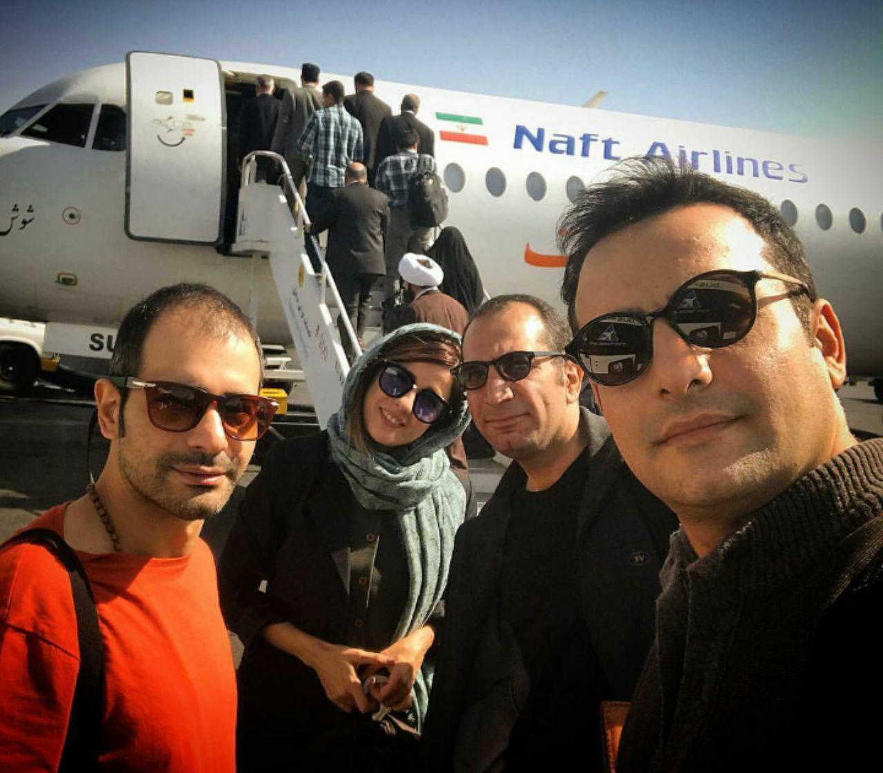 بازیگران ایتالیا ایتالیا در راه اصفهان