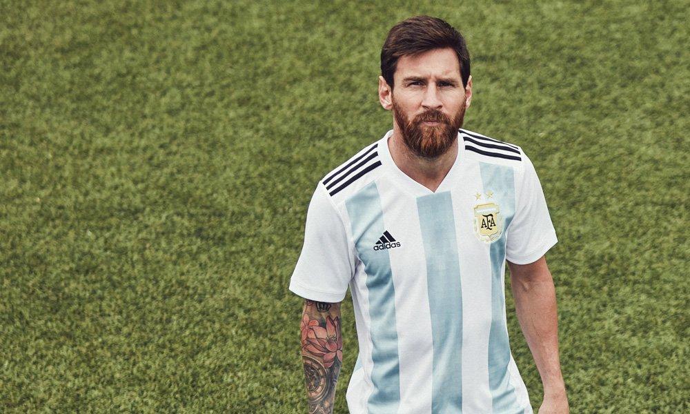 پیراهنهای تیم های مطرح فوتبال در جام جهانی 2018