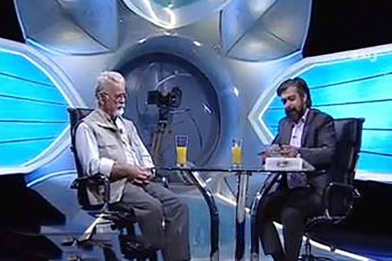 بازیگر پیشکسوتی که برنامه زنده را ترک کرد