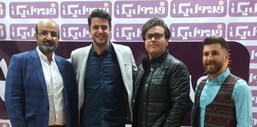حضور بدل های ایرانی در تلویزیون
