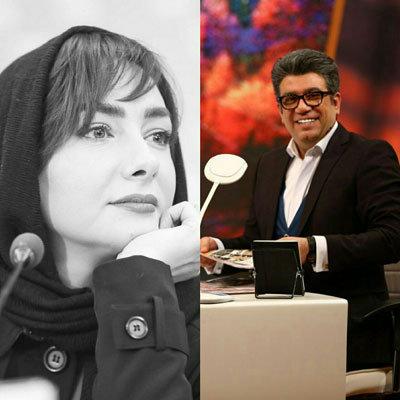صحبت های رضا رشیدپور درباره هانیه توسلی