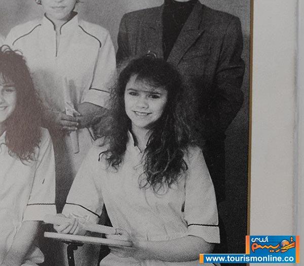 همسر دیوید بکهام در 15 سالگی