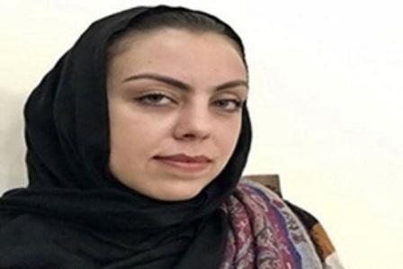 دختر خیر سرشناس ایرانی در مناطق زلزله زده
