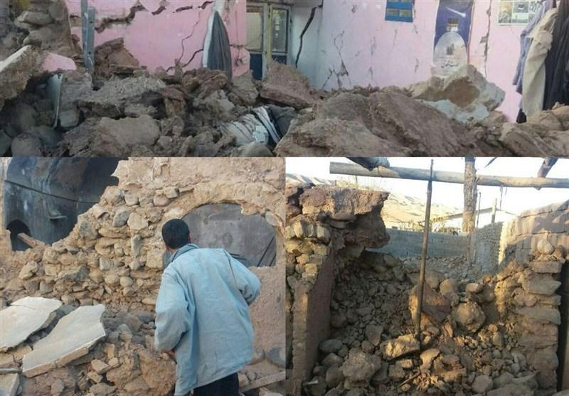 زلزله ناگهانی در کرمان