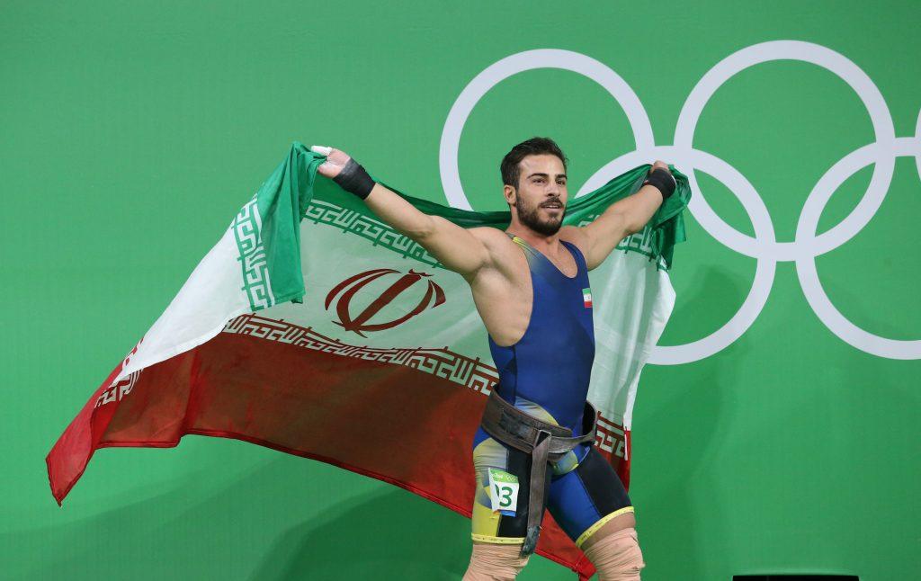 مصدومیت ناگهانی كيانوش رستمي قهرمان المپیک 2016