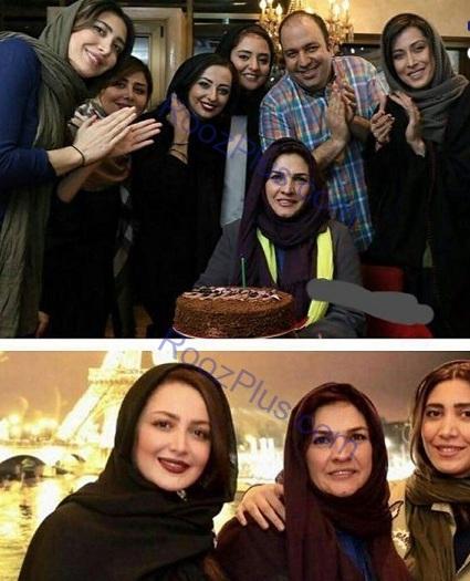جشن تولد آذر معماریان برگزار شد