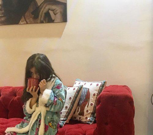 بارانا دختر بنیامین بهادری در ایران