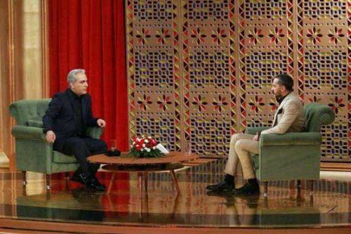 صحبت های علیرام نورایی در مصاحبه تلویزیونی