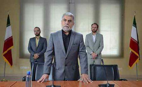 سوتی سریال عالیجناب در شبکه نمایش خانگی