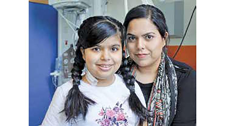 نارسایی کلیوی یک کودک و پیوند کلیه والدین