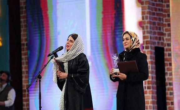 مریلا زارعی در جشنواره فیلم فجر امسال