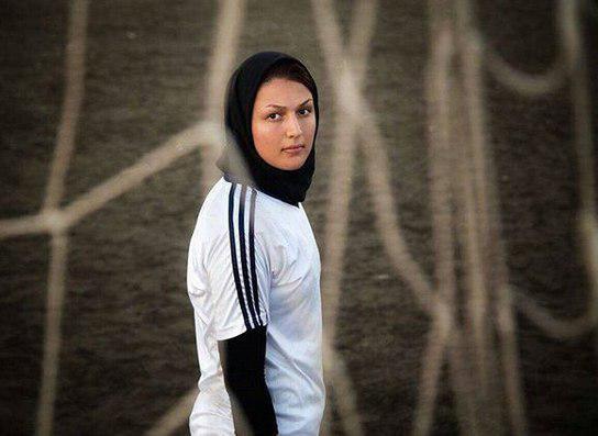 اظهارات بازیگر زن در مورد آتنا محمدی
