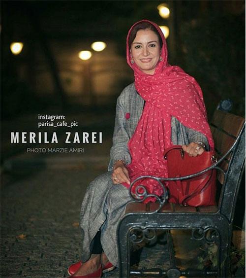 عکس بازیگران,عکس جدید بازیگران,عکس جدید مریلا زارعی,عکس بازیگران 96