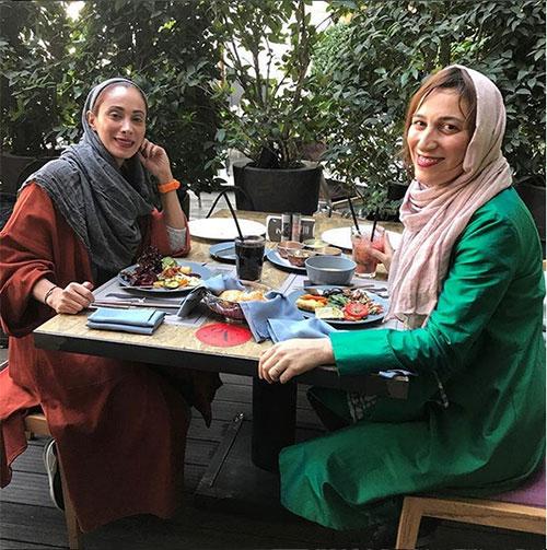 عکس سال نو بازیگران ایرانی