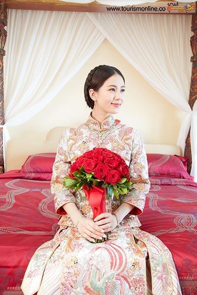ازدواج دو هنرمند محبوب چینی