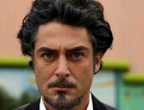 چهره ای دیدنی از محمدرضا گلزار