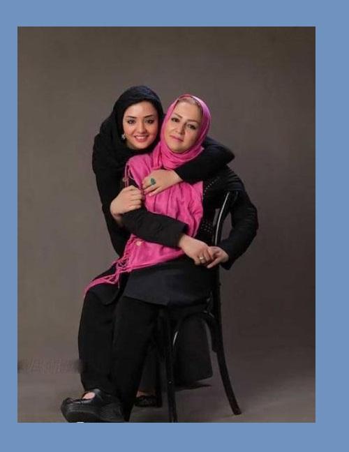 عکس مادر نرگس محمدی,نرگس محمدی,فرح خیری