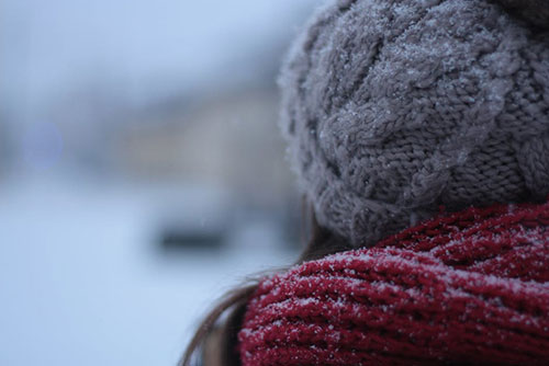 عکس پروفایل برفی,عکس نوشته های زمستانی,پروفایل برفی دخترونه