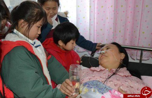 زن میلیونر چینی و حمایت از کودکان بیسرپرست