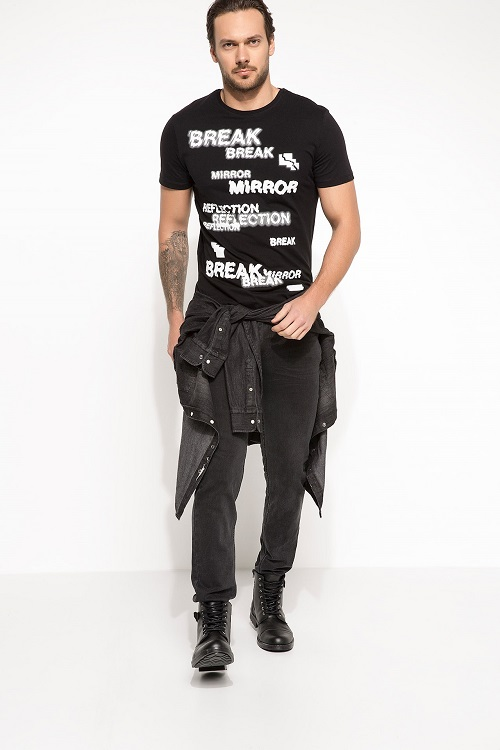 مدل تی شرت مردانه,مدل لباس مردانه 2018,مدل لباس مردانه اسپرت