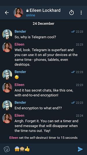 تلگرام ایکس,تلگرام اکس,تلگرام X,دانلود Telegram X
