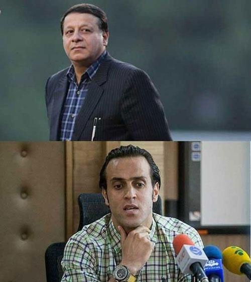 مناظره جنجالی علی کریمی و محمدرضا ساکت,مناظره علی کریمی و ساکت در برنامه 90