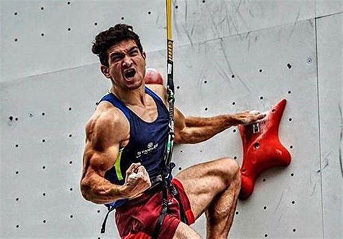 رضا علیپور,رای به رضا علیپور,رضا علیپور قهرمان سنگنوردی جهان