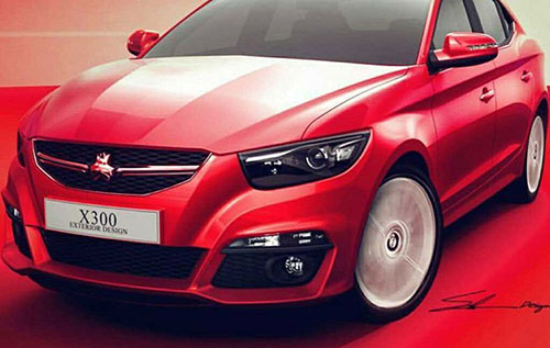 خودرو جدید سایپا در هند,عکس جاسوسی خودرو جدید سایپا در هند,خودرو sp100 سایپا در هند