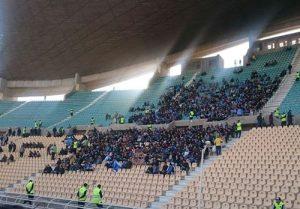 زمان بلیت فروشی دیدار نفت استقلال ورزشگاه تختی تهران