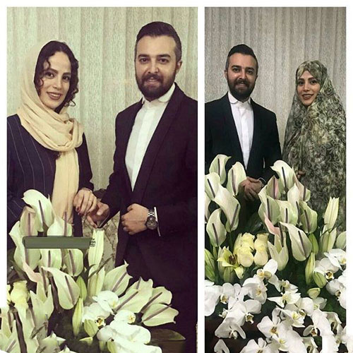 جزئیات ازدواج مجری محمودرضا قدیریان با فرشته آلوسی بازیگر جوان