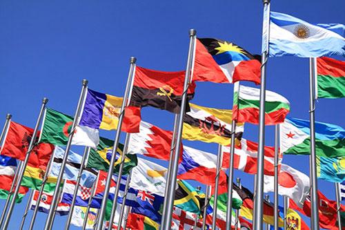 چند کشور در دنیا وجود دارد,تعداد کشورهای جهان در سال 2018,چند کشور در جهان وجود دارد