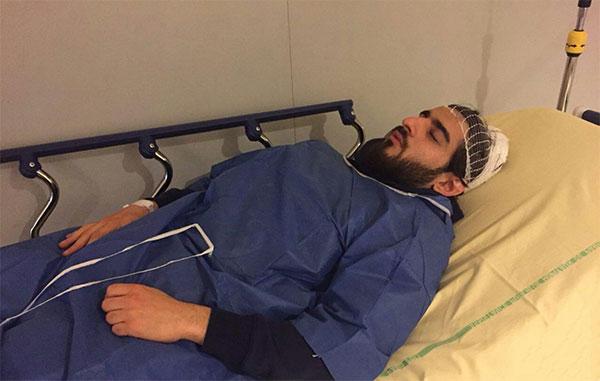 رامین توحیدیان,وضعیت رامین توحیدیان,رامین توحیدیان خبرنگار ایرانی