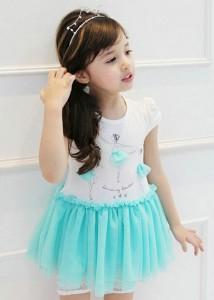 مدل لباس بهاره مخصوص دختر بچه جدید اردیبهشت 95