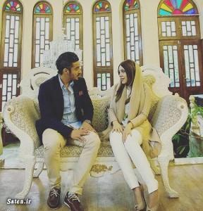 عکس های مراسم ازدواج رضا قوچان نژاد