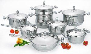 چه قابلمه ای برای آشپزخانه مناسب است؟