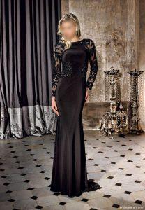 مدل های شیک لباس مجلسی گیپور طبق مد 2016