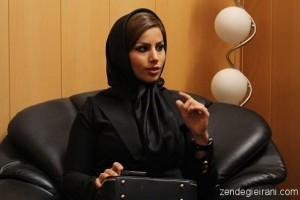 بیوگرافی مژگان بختیاری بدنساز مشهور ایرانی + عکس