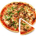 آموزش پخت پیتزا سبزیجات خوشمزه در خانه