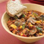 آخر هفته ی کم کالری خود را یا این سوپ تکمیل کنید