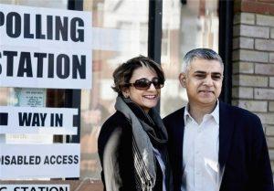 بیوگرافی صادق خان شهردار مسلمان لندن + عکس