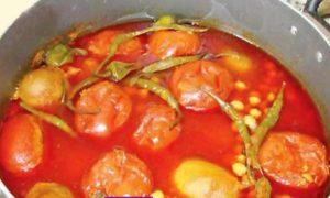 آبگوشت مخصوص گیاه خواران +طرز تهیه و مواد لازم